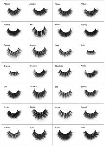 3d mink eyelashes catalog with large stock