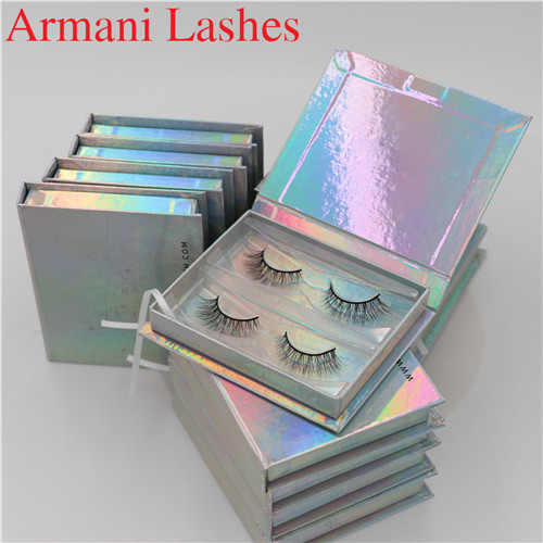 3d silk lashes custom package