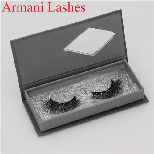 Factory 3D Mink Eyelashes Custom Package