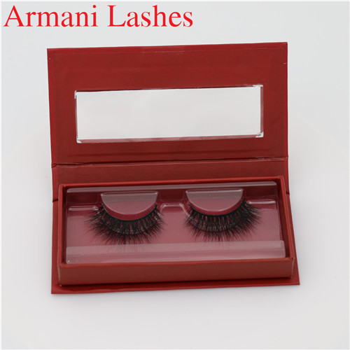 eyelashes box packing Fake Eyelashes