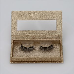 Private Label Mink Eyelashes With Customized Box