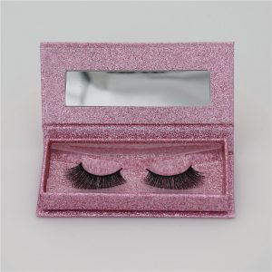 Mink Eyelashes Factory With Customized Box