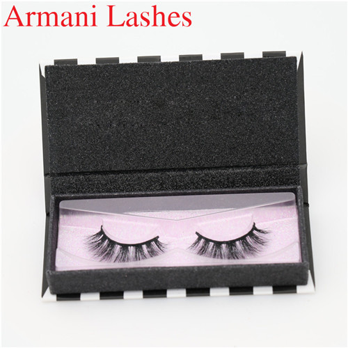 mink lashes custom box
