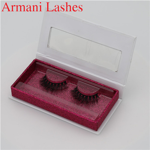 Manufacturer 3D Mink Lashes Factory custom box