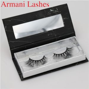 private label mink eyelashes box