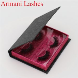 Mink Eyelashes Packaging Box