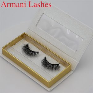 Factory 3D Eyelashes Packaging Mink Lashes