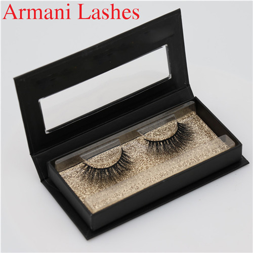 China 3D Mink lashes packaging mink lashes