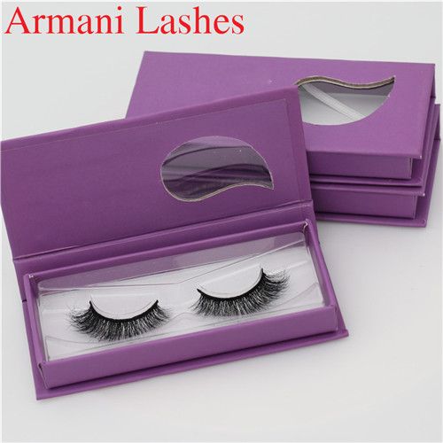 Custom Box Eyelashes Extension