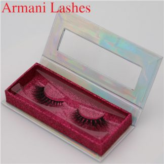 Factory Mink Eyelashes Packaging Mink Lashes