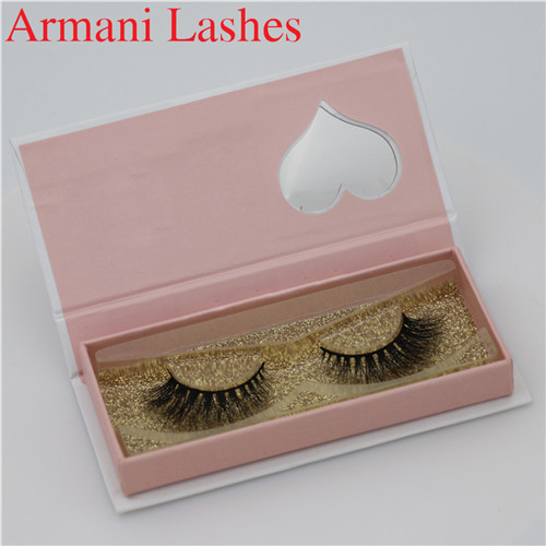 fake eyelashes custom package
