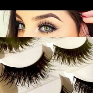 Mink Eyelashes Box Packing Eyelashes Volume Lashes