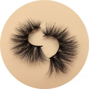 18mm Siberian Mink Lashes 3D66YL