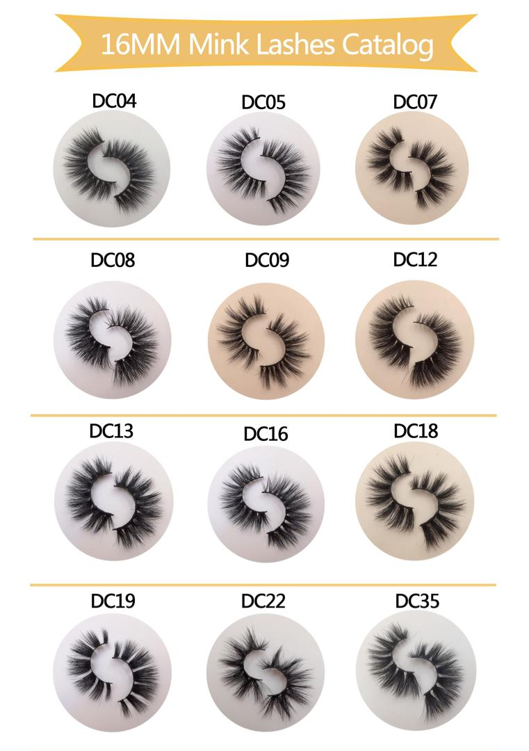 nature mink lashes