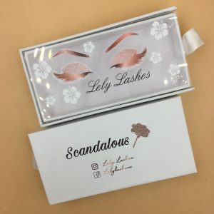 eyelashes boxes wholesale