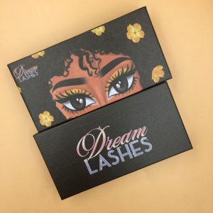 eyelashes package wholesale