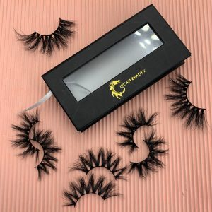 eyelashes boxes custom