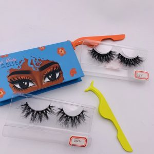 Custom Eyelash Packaging